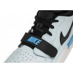 Air Jordan Legacy 312 Low (Pale Blue / University Blue - Black - Sail), фото 4 | Интернет-магазин Sole