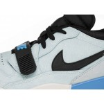 Air Jordan Legacy 312 Low (Pale Blue / University Blue - Black - Sail), фото 5 | Интернет-магазин Sole