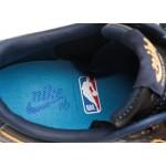 Мужские кроссовки Nike SB Blazer Low GT *NBA* (Black / Black - Amarillo - Coast), фото 6 | Интернет-магазин Sole