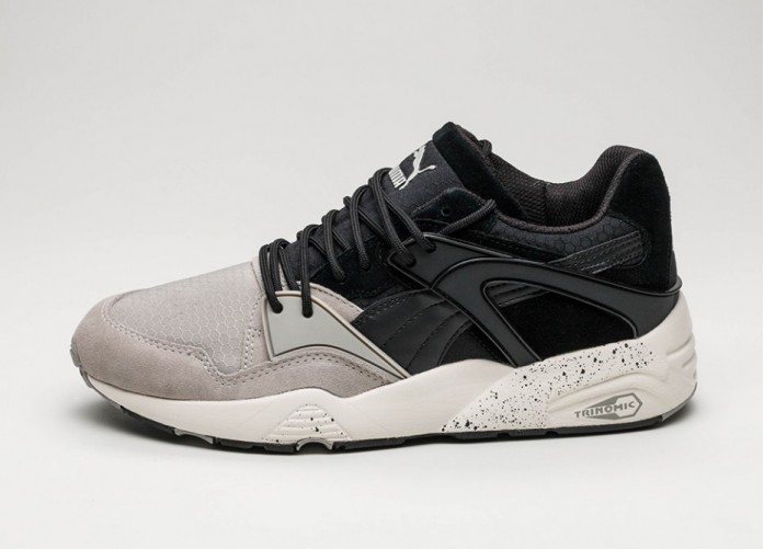 Мужские кроссовки Puma Blaze Winter Tech (Drizzle - Puma Black) | Интернет-магазин Sole