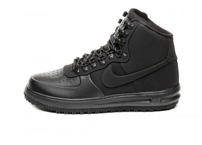 Nike Lunar Force 1 Duckboot '18 - Black / Black - Black