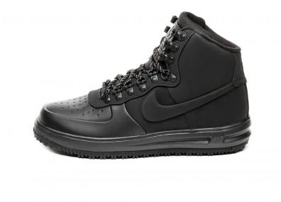 Nike Lunar Force 1 Duckboot '18 - Black / Black - Black