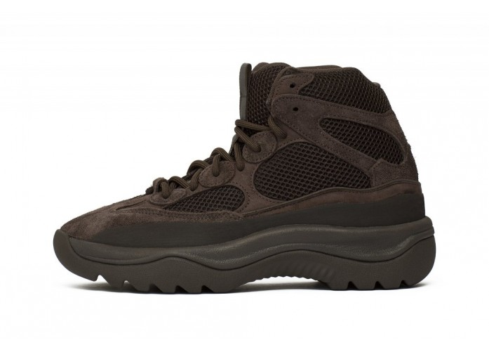 adidas Yeezy Desert Boot - Oil/Oil/Oil | Интернет-магазин Sole