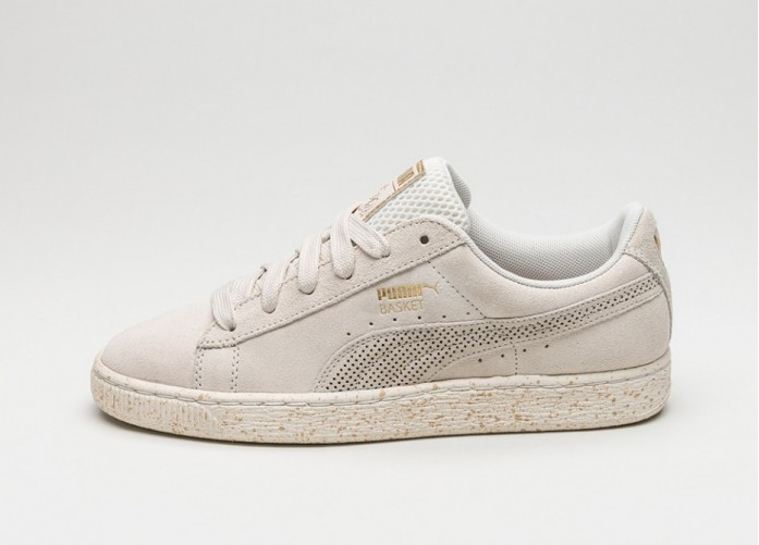 Мужские кроссовки Puma x Careaux Suede (Whisper White / Whisper White / Puma White) | Интернет-магазин Sole