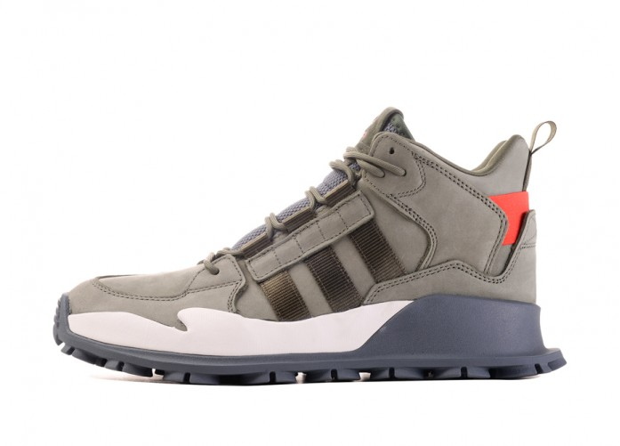 adidas Originals F/1.3 LE - Base Green / Night Cargo / Bright Red | Интернет-магазин Sole