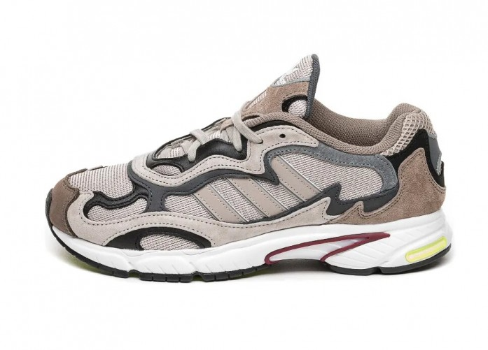adidas Temper Run - Light Brown / Grey Six / Core Black | Интернет-магазин Sole