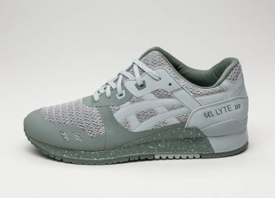 Asics Gel Lyte III NS - Agave Green / Mid Grey