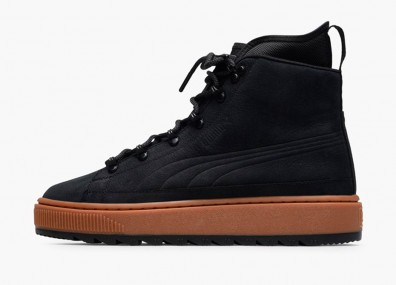 Puma Ren Boot Nbk - Black / Gum