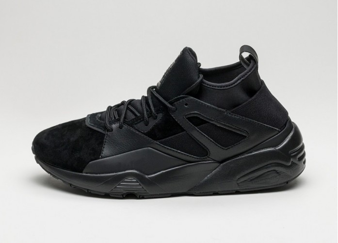 Мужские кроссовки Puma Blaze Of Glory Sock Core (Black) | Интернет-магазин Sole