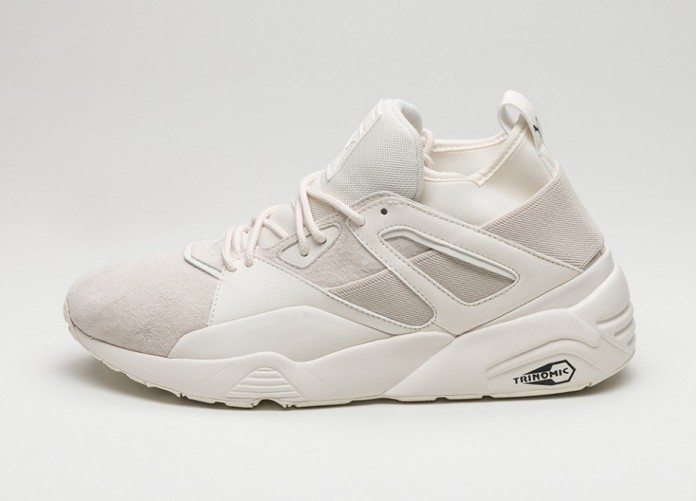 Мужские кроссовки Puma Blaze Of Glory Sock Core (White) | Интернет-магазин Sole