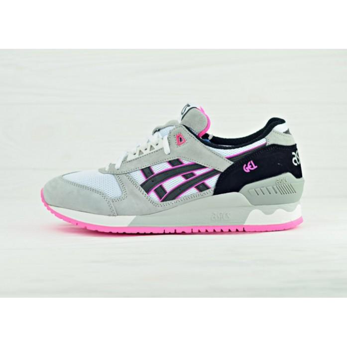 Мужские кроссовки Asics Gel Respector - White/Pink | Интернет-магазин Sole