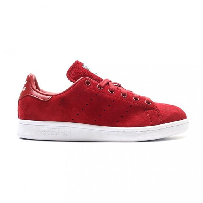 Женские кроссовки adidas Stan Smith W x Rita Ora - Power Red / Power Red / Ftwr White | Интернет-магазин Sole