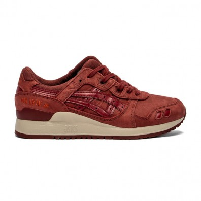 Мужские кроссовки Asics Gel Lyte III - Russet Brown/Russet Brown