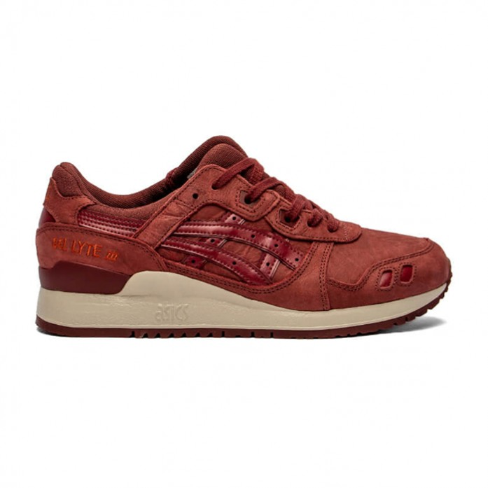 Мужские кроссовки Asics Gel Lyte III - Russet Brown/Russet Brown | Интернет-магазин Sole