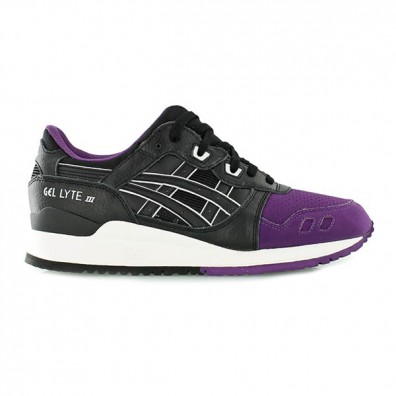 Мужские кроссовки Asics Gel Lyte III - Purple/Black