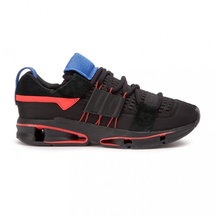 Кроссовки adidas Originals Twinstrike ADV (Core Black / Blue / Red) | Интернет-магазин Sole