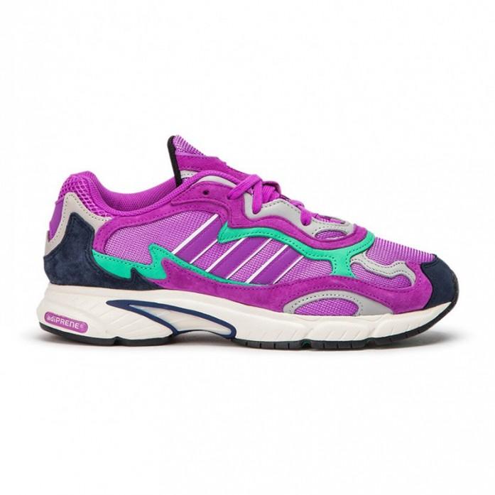 Кроссовки adidas Temper Run (Shock Purple / Shock Purple / Glow) | Интернет-магазин Sole