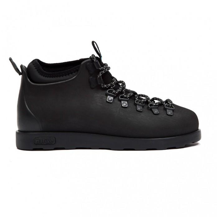 Ботинки Native Fitzsimmons Citylite - Jiffy Black | Интернет-магазин Sole