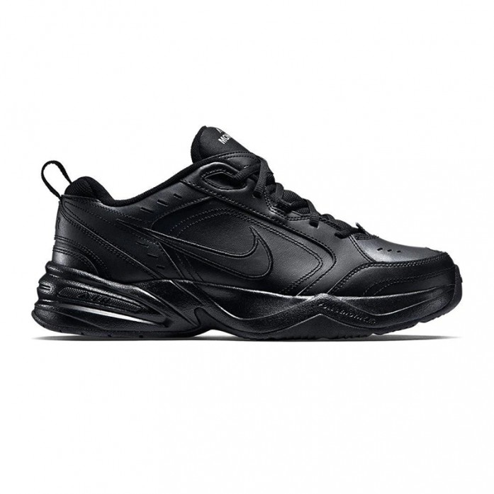 Nike Air Monarch IV - Black | Интернет-магазин Sole