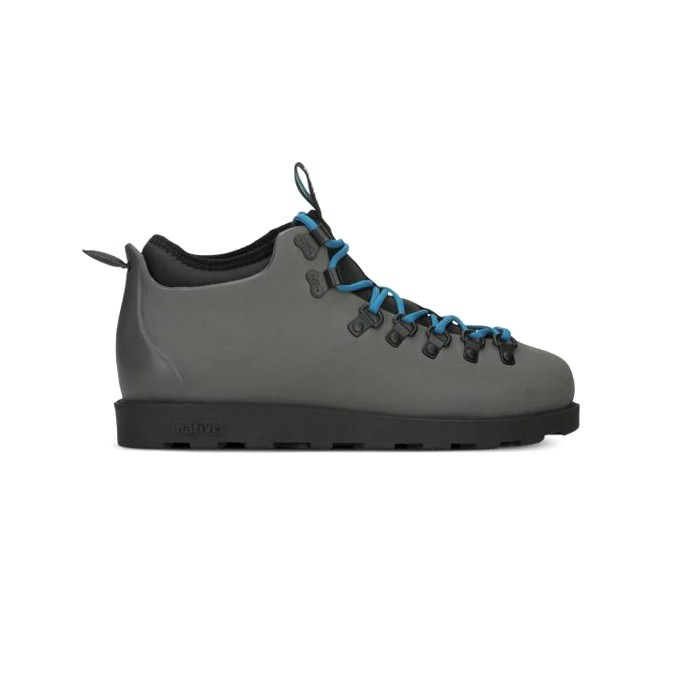 Ботинки Native Fitzsimmons Citylite - Shale Grey / Jiffy Black | Интернет-магазин Sole