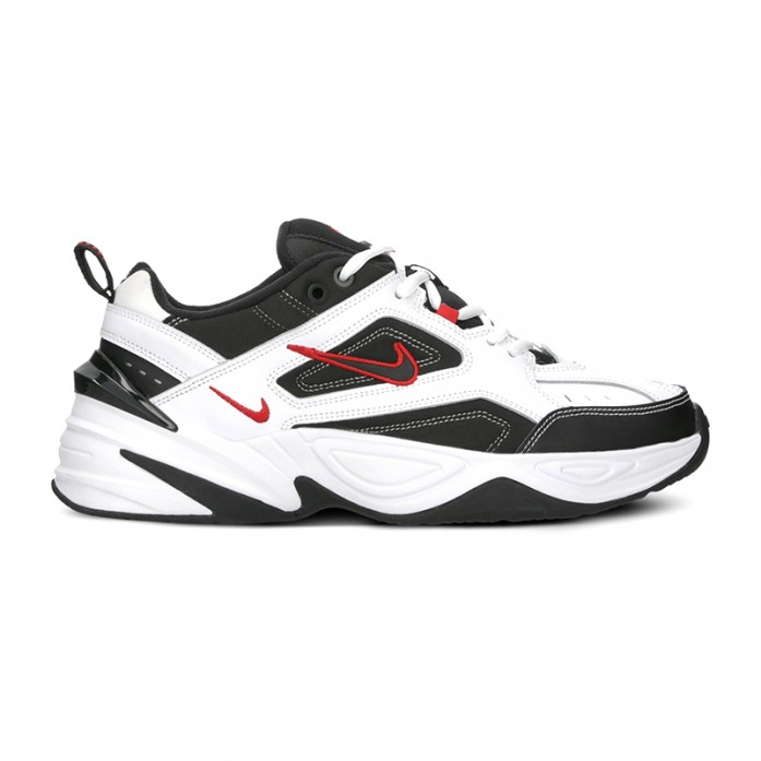 Nike M2K Tekno- White / Black - University Red | Интернет-магазин Sole