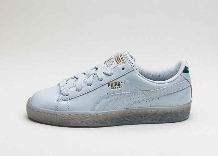Мужские кроссовки Puma x Careaux Basket (Halogen Blue) | Интернет-магазин Sole