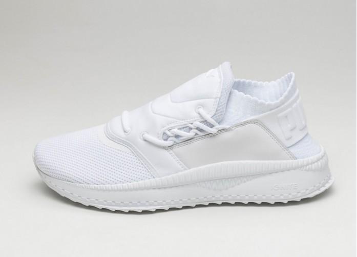 Мужские кроссовки Puma Tsugi Shinsei (Puma White / Puma White) | Интернет-магазин Sole