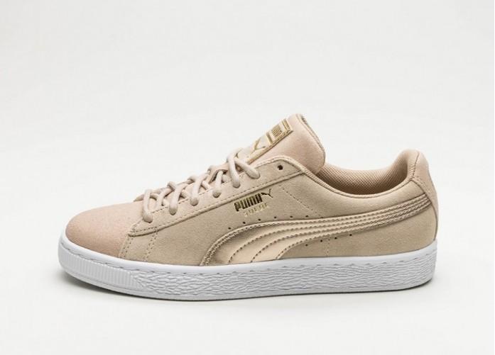 Мужские кроссовки Puma Suede Safari (Safari / Safari) | Интернет-магазин Sole