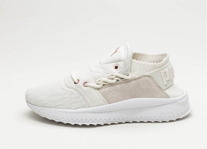 Мужские кроссовки Puma Tsugi Shinsei Lace (Marshmallow / Marshmallow) | Интернет-магазин Sole