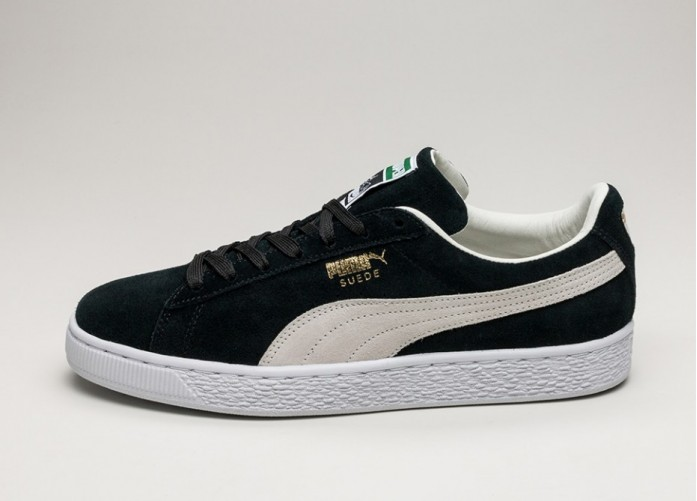 finest selection 3b14d 77b81 Мужские кроссовки Puma Suede Super (Puma Black)
