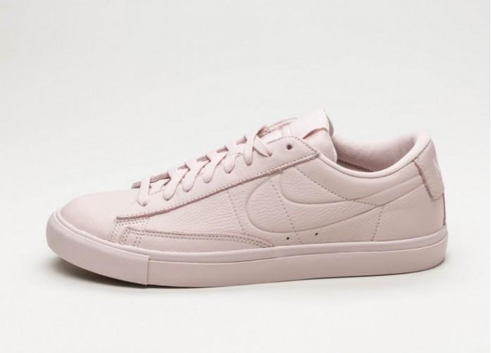 Мужские кроссовки Nike Blazer Low (Silt Red / Silt Red - Gum Light Brown) | Интернет-магазин Sole