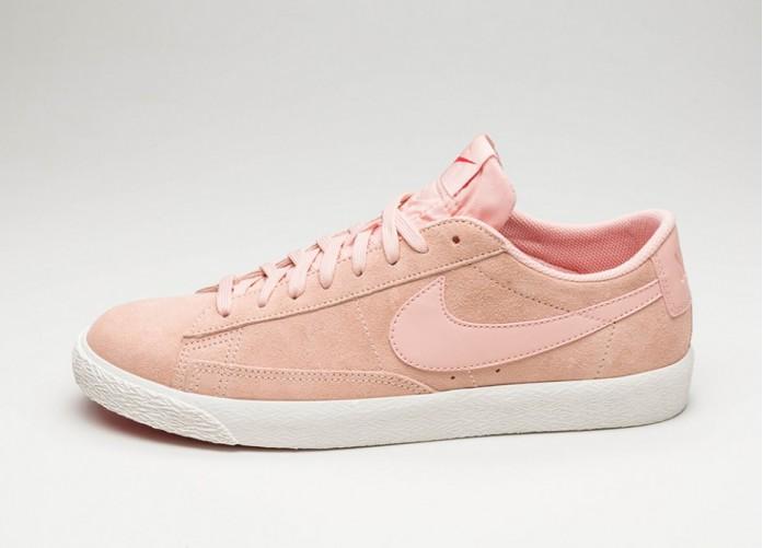 Мужские кроссовки Nike Blazer Low (Artic Orange / Artic Orange - Sail) | Интернет-магазин Sole