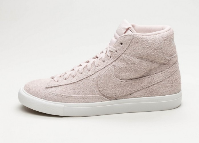 Мужские кроссовки Nike Blazer Mid (Silt Red / Silt Red - Summit White) | Интернет-магазин Sole