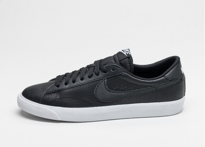 Мужские кроссовки Nike Tennis Classic AC ND (Black / Black - White) | Интернет-магазин Sole