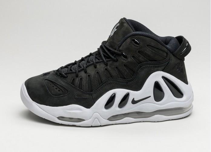 Мужские кроссовки Nike Air Max Uptempo 97 (Black / Black - White - Black) | Интернет-магазин Sole