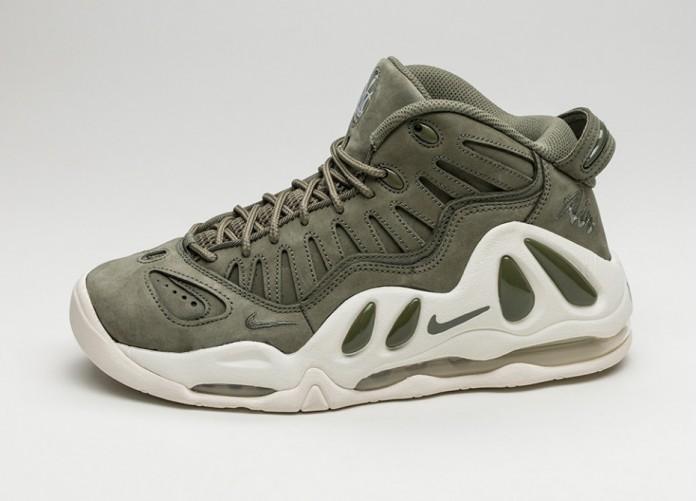 Мужские кроссовки Nike Air Max Uptempo 97 (Urban Haze / Urban Haze - White) | Интернет-магазин Sole