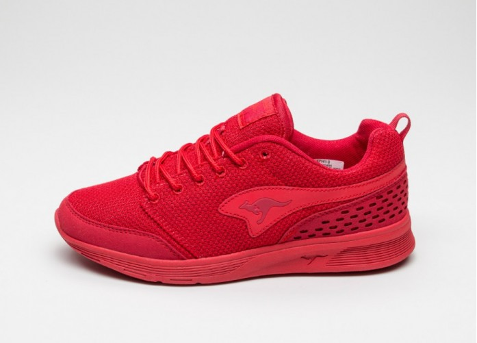 Мужские кроссовки Kangaroos Current (Flame Red) | Интернет-магазин Sole