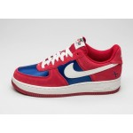 Мужские кроссовки Nike Air Force 1 (Gym Red / Sail - Deep Royal Blue), фото 1 | Интернет-магазин Sole