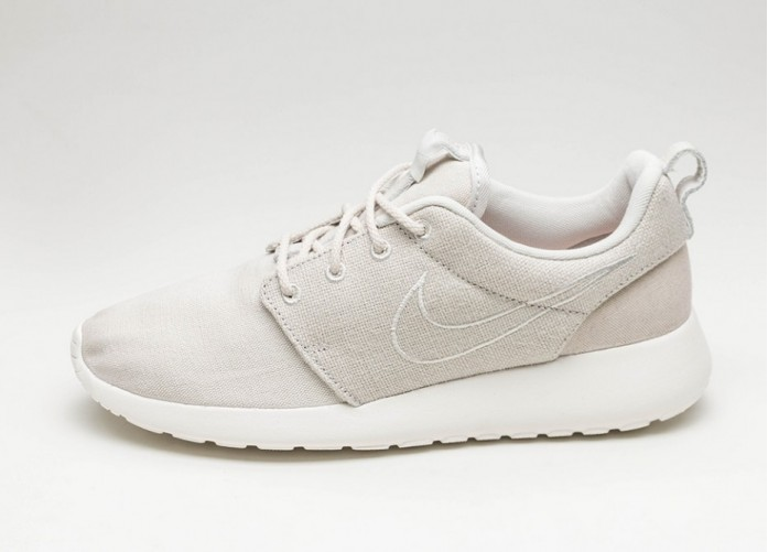 Мужские кроссовки Nike Roshe One PRM (Light Bone / Light Bone - Sail - Arctic Orange) | Интернет-магазин Sole