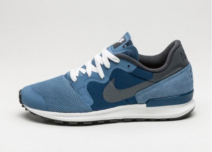 Мужские кроссовки Nike Air Berwuda (Ocean Fog / Metallic Hematite - Coastal Blue) | Интернет-магазин Sole