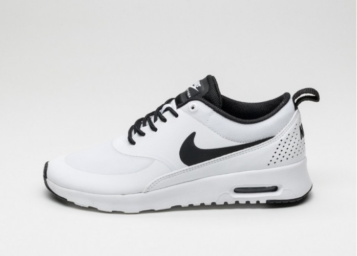 Мужские кроссовки Nike Wmns Air Max Thea (White / Black - White) | Интернет-магазин Sole