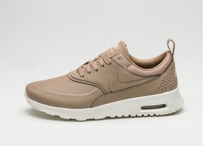 Женские кроссовки Nike Wmns Air Max Thea PRM (Desert Camo / Desert Camo - String - Sail) | Интернет-магазин Sole