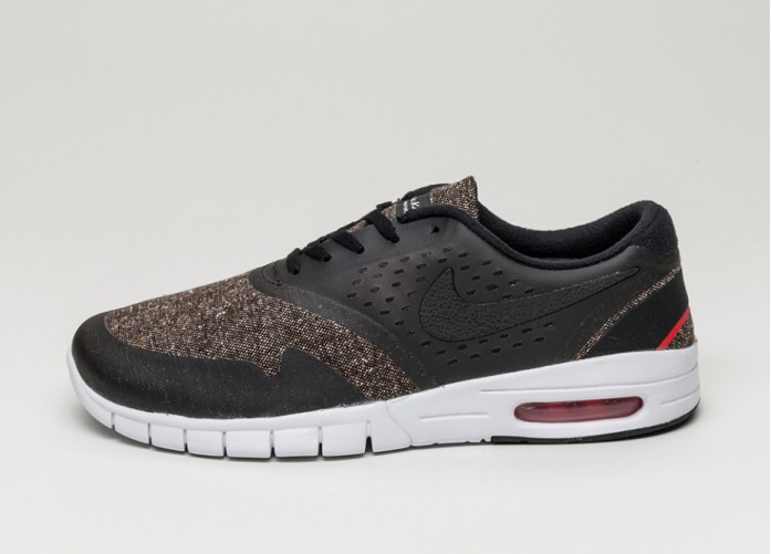 Мужские кроссовки Nike SB Eric Koston 2 Max (Baroque Brown / Black - Black) | Интернет-магазин Sole