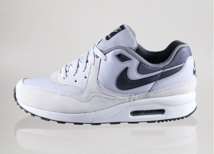 Мужские кроссовки Nike Air Max Light Essential (Pure Platinum / Black - Wolf Grey - Cool Grey) | Интернет-магазин Sole