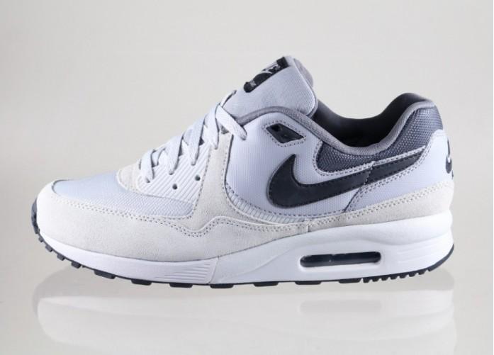 Мужские кроссовки Nike Air Max Light Essential (Pure Platinum / Black - Wolf Grey - Cool Grey) | Интернет-магазин Sole