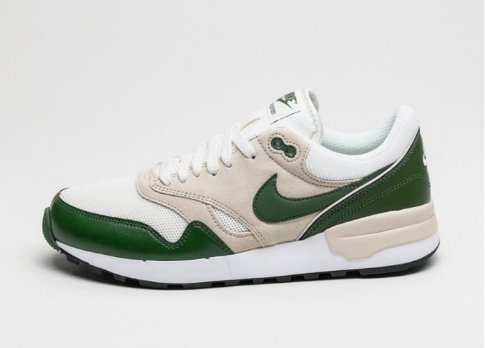 Мужские кроссовки Nike Air Odyssey (Sail / First Green - Rattan - First Green) | Интернет-магазин Sole