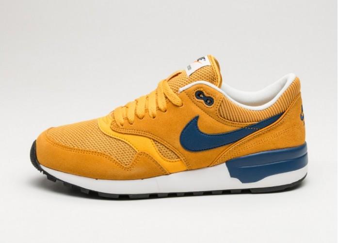 Мужские кроссовки Nike Air Odyssey (Gold Leaf / Coastal Blue - University Gold) | Интернет-магазин Sole