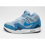 Мужские кроссовки Nike Air Tech Challenge II QS (Blue Grey / Photo Blue - Obsidian - Summit White), фото 1 | Интернет-магазин Sole