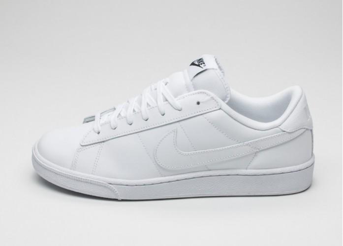 Мужские кроссовки Nike Tennis Classic CS (White / White) | Интернет-магазин Sole