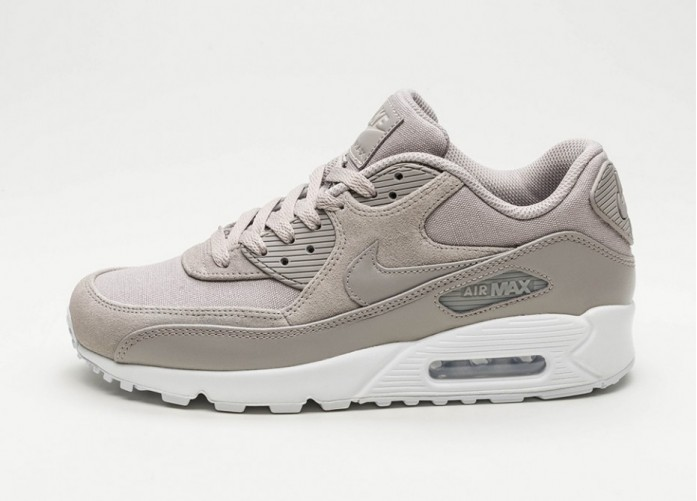 Мужские кроссовки Nike Air Max 90 PRM (Cobblestone / Cobblestone - White) | Интернет-магазин Sole